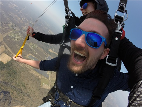 Skydiving in CT Pricing – Skydive Danielson Tandem Prices
