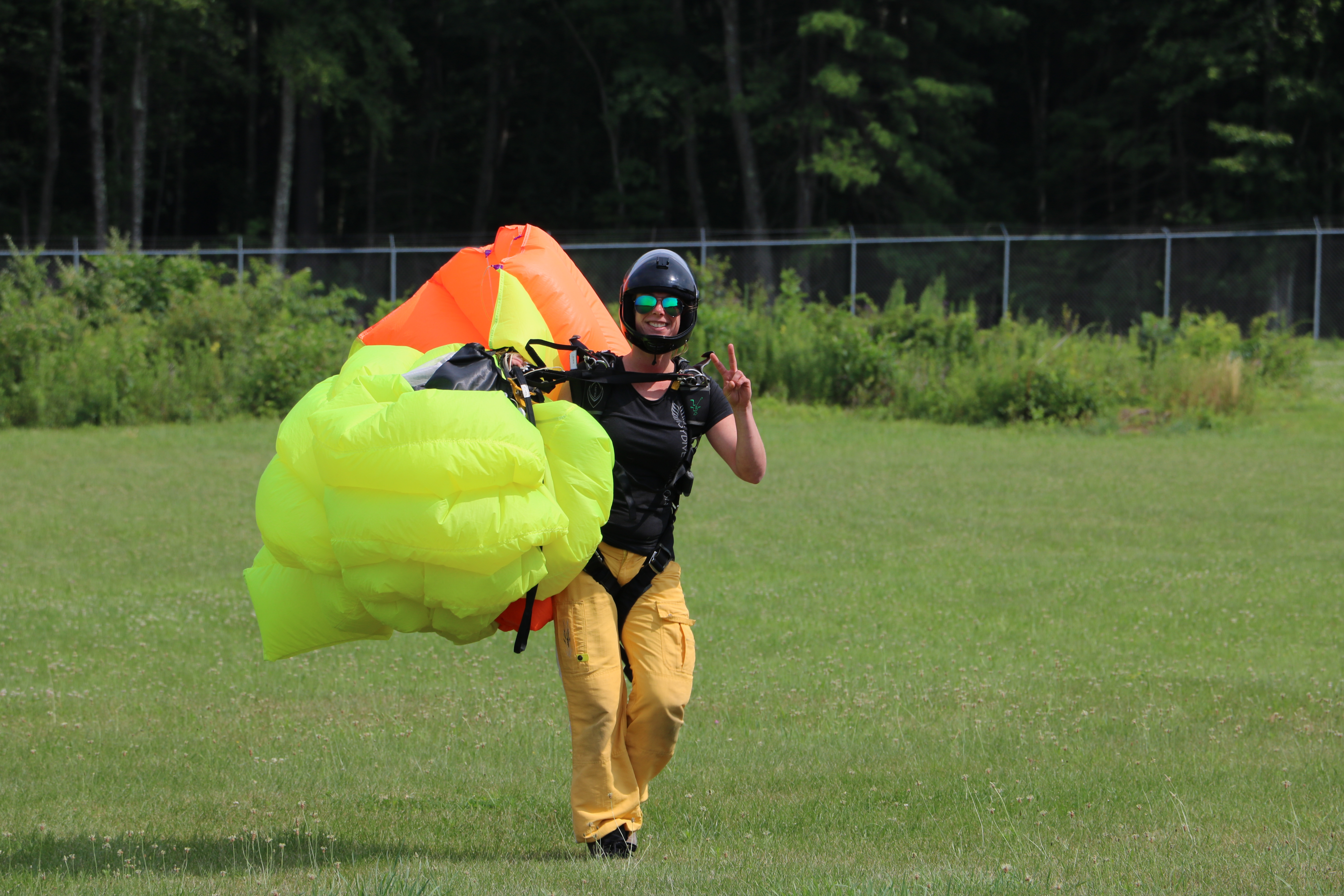 How To Become A Professional Skydive Instructor