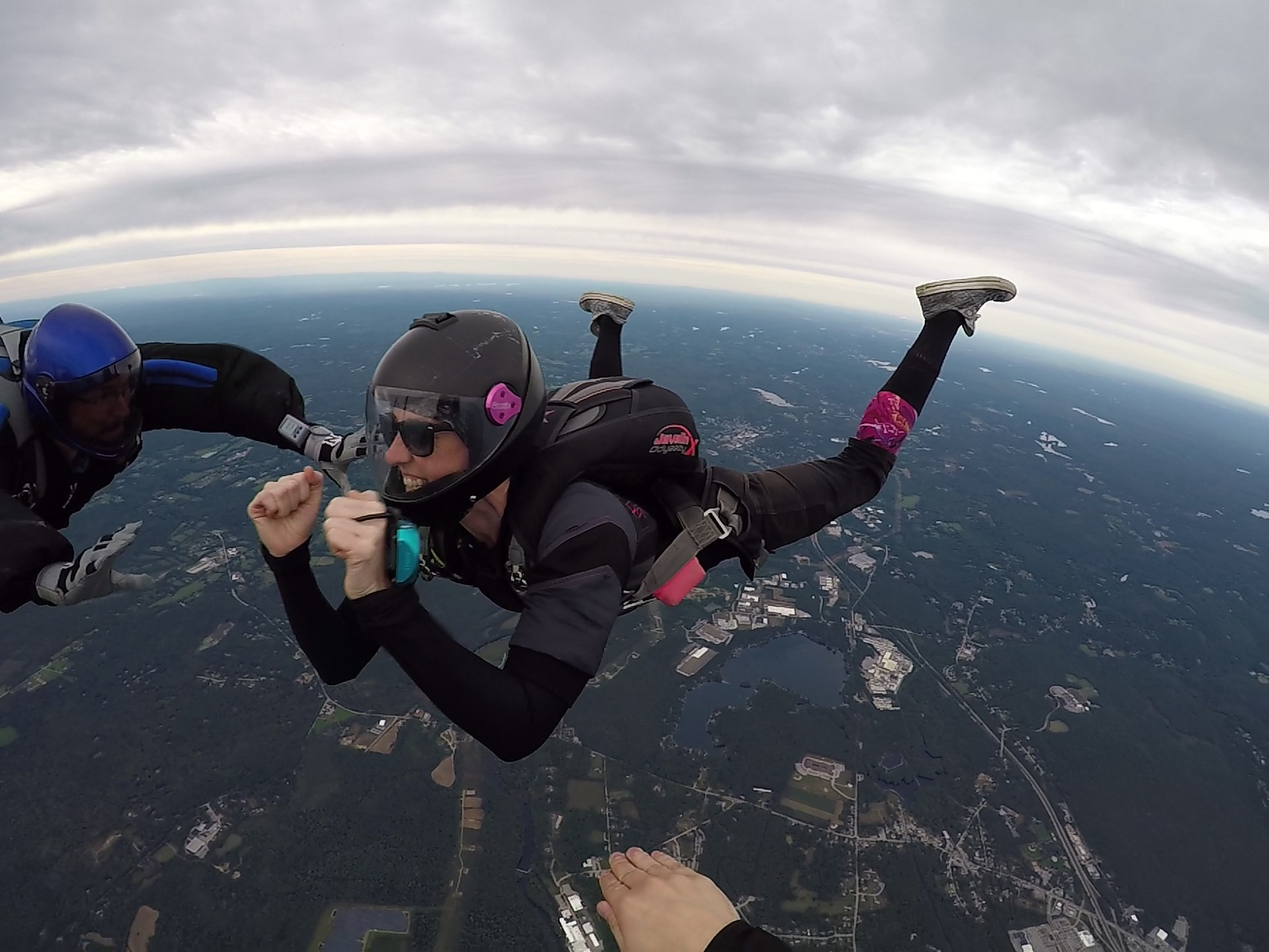 what its like to jump at skydive danielson