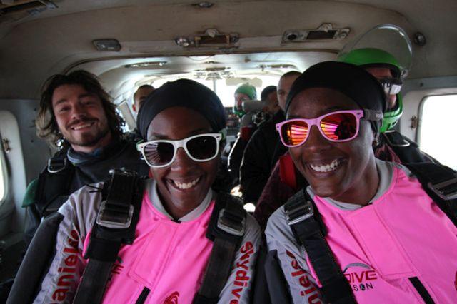 Skydiving Boston - Tandem Skydive